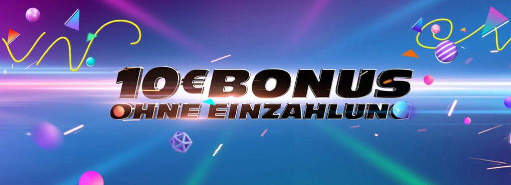 online casino 10 euro bonus ohne einzahlung